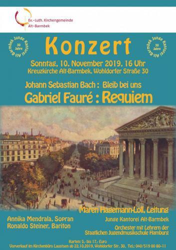 11 Faure Requiem Plakat